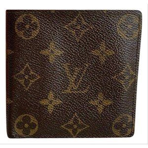 Authentic Louis Vuitton Vintage Marco Wallet